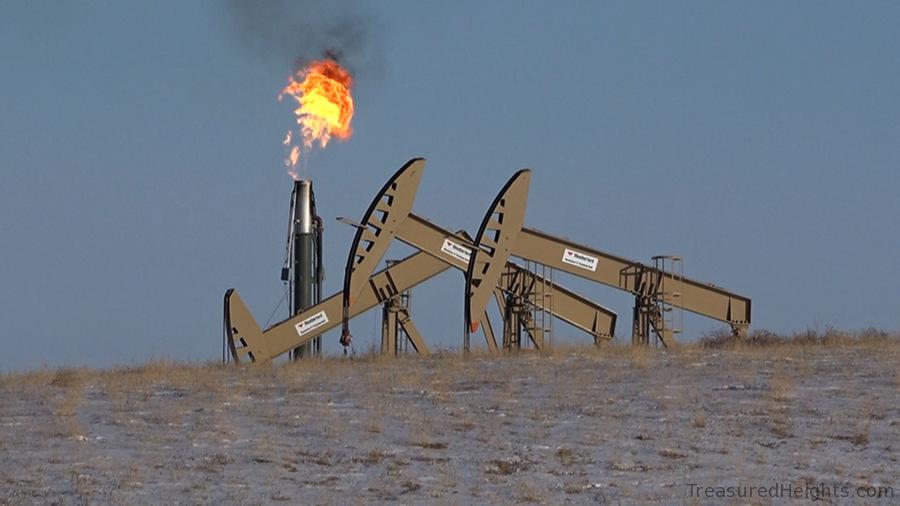 Bakken oil