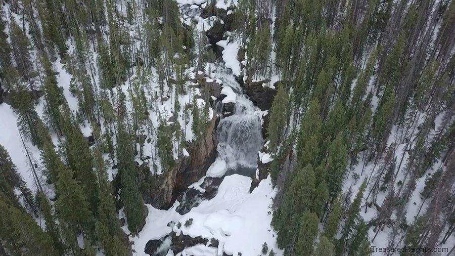 Beartooth waterfall